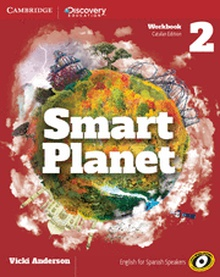 Smart Planet Level 2 Workbook Catalan