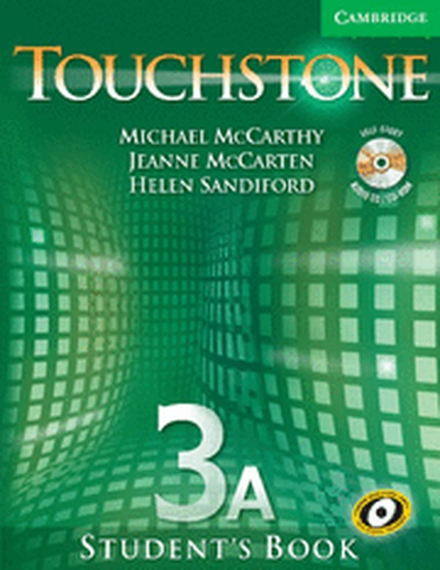 Touchstone Level 3 Student's Book A with Audio CD/CD-ROM