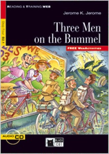Three Men On The Bummel +cd (fw)