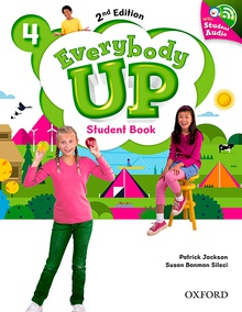 Everybody Up! 2nd Edition 4. Student's Book with CD Pack