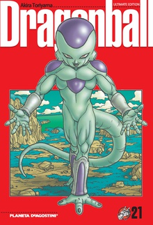 Dragon Ball nº 21/34 PDA