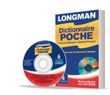LONGMAN DICTIONNAIRE POCHE + CD ROM