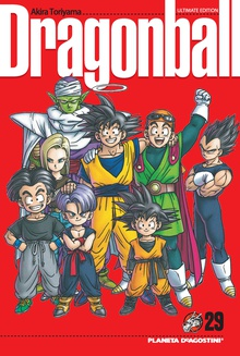 Dragon Ball nº 29/34 PDA
