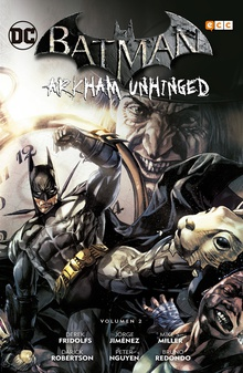 Batman: Arkham Unhinged vol. 03