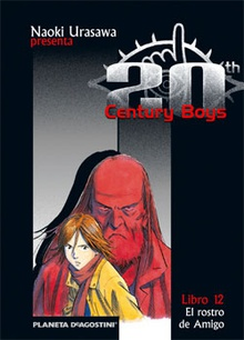 20th Century Boys Tankobon nº 12/22 PDA
