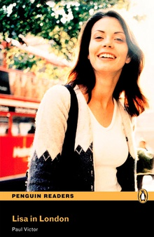 Penguin Readers 1: Lisa in London Book & CD Pack