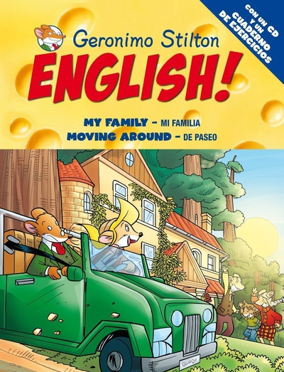 Geronimo Stilton English! 5
