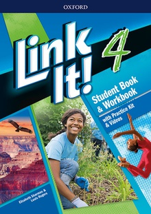 Link It! 4. Student's Book