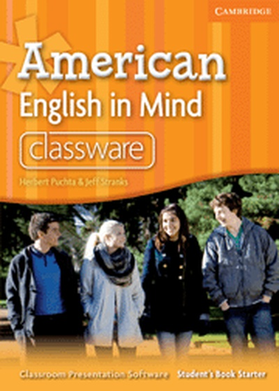 American English in Mind Starter Classware