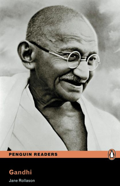Penguin Readers 2: Gandhi Book and MP3 Pack