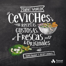 Ceviches. Ebook.