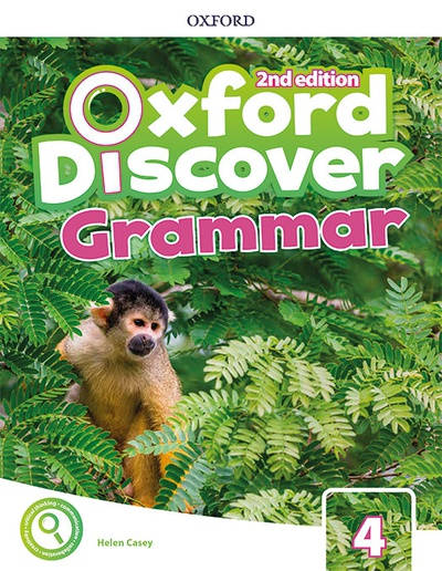 Oxford Discover Grammar 4. Book 2nd Edition