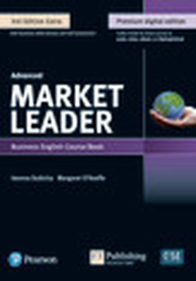 Market Leader 3e Extra Advanced Course Book, eBook, QR, MEL & DVD Pack