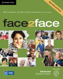 face2face Advanced Student's Book with DVD-ROM 2nd Edition