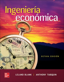 INGENIERIA ECONOMICA CON CONNECT 12 MESES