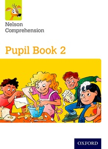 Nelson Comprehension Student's Book 2
