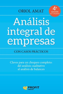 Analisis Integral de Empresas NE. Ebook.
