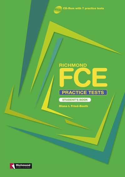 RICHMOND FCE PRACTICE TESTS STUDENT'S BOOK