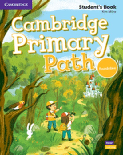 Cambridge Primary Path. Student's Book with Creative Journal. Foundation level
