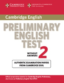 Cambridge Preliminary English Test 2 Student's Book 2nd Edition