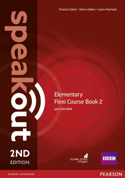 Speakout Elementary 2nd Edtion Flexi Coursebook 2 Pack