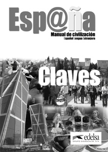España manual de civilización - libro de claves