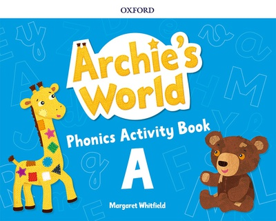 Archie's World A. Phonics Readers Pack