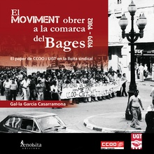 EL MOVIMENT OBRER A LA COMARCA DEL BAGES (1939-1982)