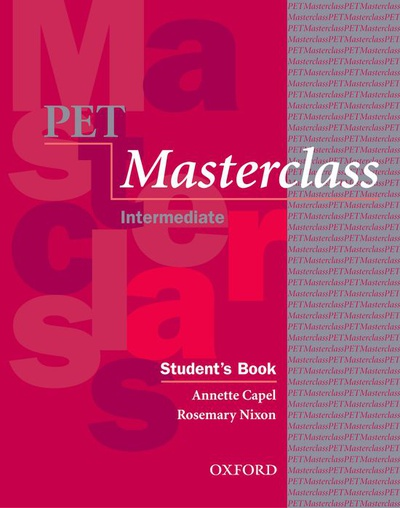 PET Masterclass Student's Book and Introduction to PET Pack