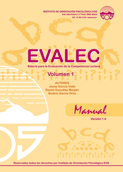 EVALEC Vol. 1 (Manual)