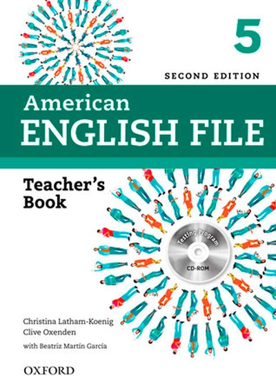 American English File 2nd Edition 5. Teacher's Book Pack