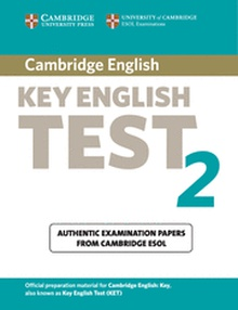 Cambridge Key English Test 2 Student's Book 2nd Edition