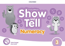 Oxford Show and Tell 3. Numeracy Book 2nd Edition