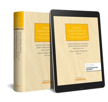 Litigación internacional en la Unión Europea II (Papel + e-book)