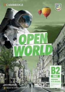 Open World First English for Spanish Speakers. Workbook with answers with Downloadable Audio.