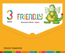 FRIEND.LY 3 ANYS TERCER TRIMESTRE
