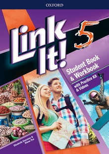 Link It! 5. Student's Book