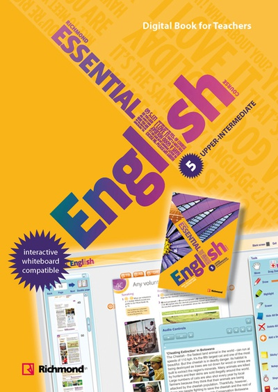 ESSENTIAL ENGLISH 5 UPPER-INTERMEDIATE DIGITAL BOOK