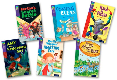 Oxford Reading Tree Level 11. Treetops Fiction: Mixed Pack of 6