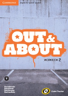 Out and About Level 2 Workbook with downloadable audio
