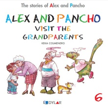 ALEX AND PANCHO VISIT THE GRANDPARENTS - STORY 6
