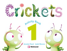 CRICKETS 1 ACTIVITY PACK