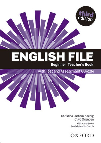 English File 3rd Edition Beg Teacher's Book Pack