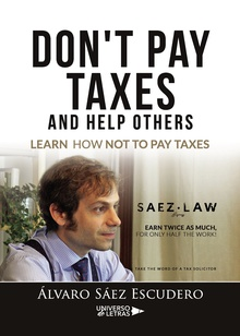 Don't pay taxes and help others