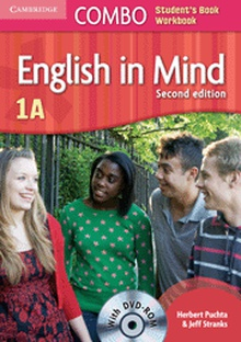 English in Mind Level 1 Combo A with DVD-ROM 2nd Edition