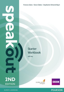 Speakout Starter 2nd Edition Workbook with Key