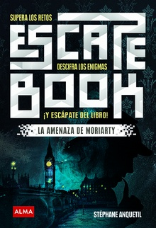 Escape book: La amenaza de Moriarty