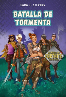 Batalla de tormenta (Battle Royale: Secretos de la isla 1)
