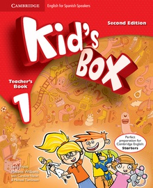 Kid's Box for Spanish Speakers Level 1 Teacher's Book 2nd Edition