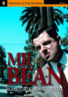 Penguin Readers 2: Mr Bean in Town Book and MP3 Pack